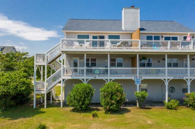 3504 Ocean Drive W, Emerald Isle, NC 28594 (MLS #100229783) :: Castro Real Estate Team