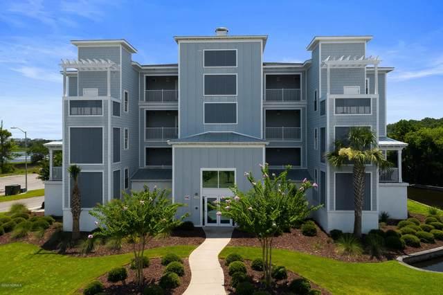 2283 Dolphin Shores Drive SW #6, Supply, NC 28462 (MLS #100229785) :: Carolina Elite Properties LHR