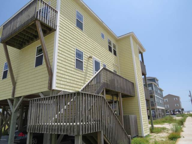 2244 Island Drive #1, North Topsail Beach, NC 28460 (MLS #100229790) :: Stancill Realty Group