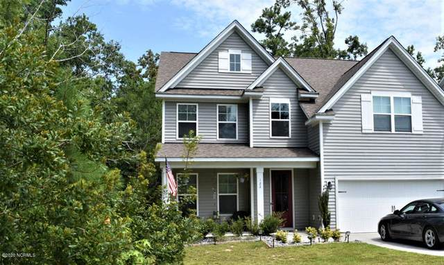 122 Grant Drive, Hampstead, NC 28443 (MLS #100229791) :: Castro Real Estate Team