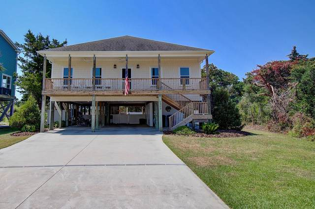 2909 E Pelican Drive, Oak Island, NC 28465 (MLS #100229814) :: David Cummings Real Estate Team