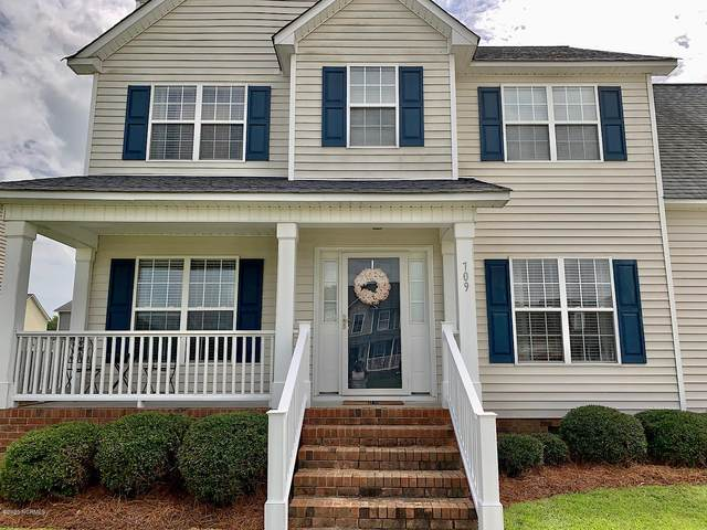 709 Alexandria Lane, Winterville, NC 28590 (MLS #100229815) :: Stancill Realty Group