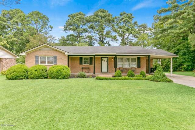 1202 Parkside Drive NW, Wilson, NC 27896 (MLS #100229845) :: Castro Real Estate Team