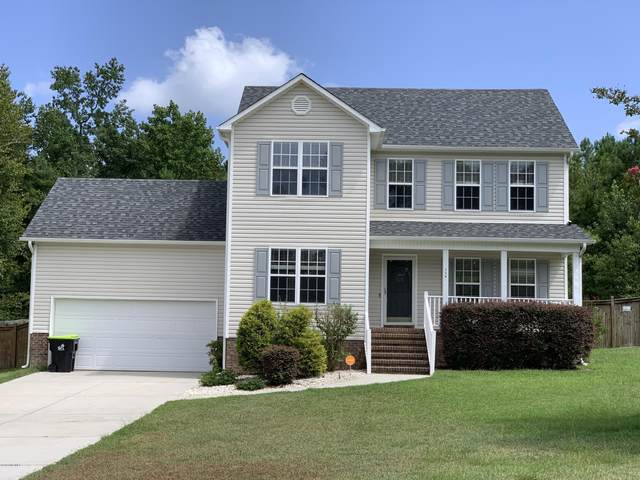 116 Walnut Hills Drive, Richlands, NC 28574 (MLS #100229852) :: Stancill Realty Group