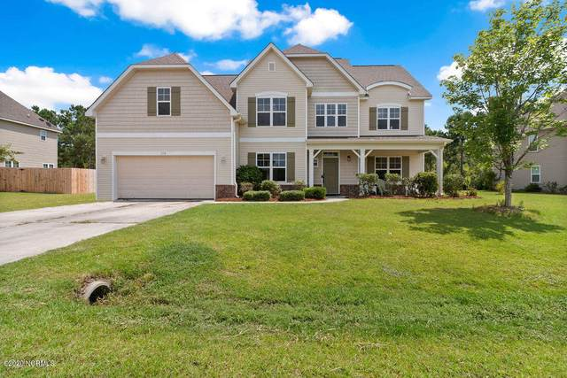 110 Pamlico Drive, Holly Ridge, NC 28445 (MLS #100229864) :: Stancill Realty Group