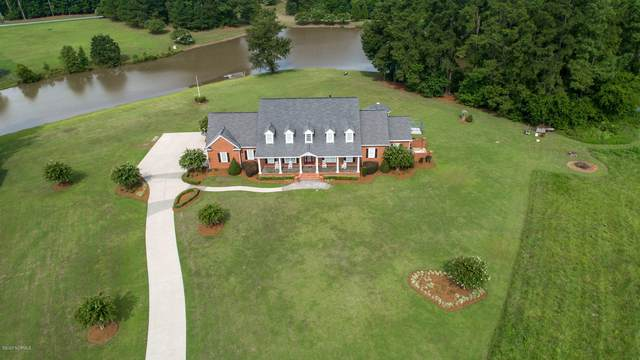 6810 Bynum Pond Court, Battleboro, NC 27809 (MLS #100229867) :: Berkshire Hathaway HomeServices Hometown, REALTORS®