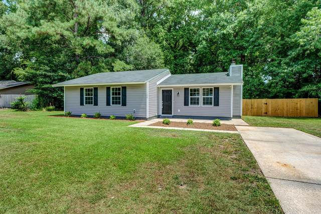 106 Autumn Drive, Jacksonville, NC 28540 (MLS #100229891) :: Stancill Realty Group