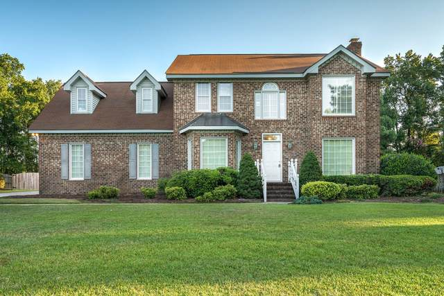 4517 Hansford Drive, Rocky Mount, NC 27803 (MLS #100229911) :: Lynda Haraway Group Real Estate