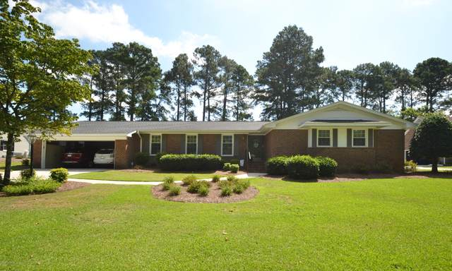 229 Windsor Road, Greenville, NC 27858 (MLS #100229929) :: The Keith Beatty Team