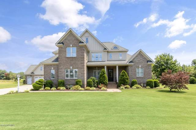 6820 Crystal Club Drive, Sims, NC 27880 (MLS #100229930) :: Castro Real Estate Team