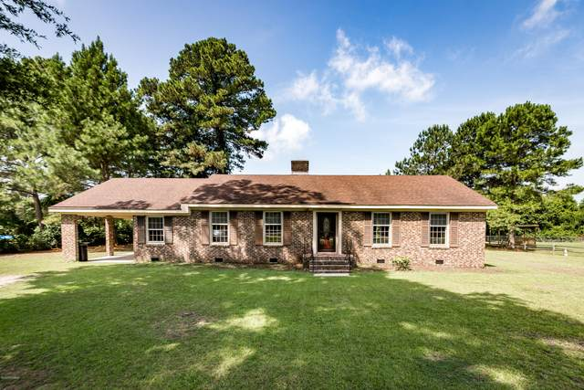 953 Hwy 91, Snow Hill, NC 28580 (MLS #100229937) :: Berkshire Hathaway HomeServices Prime Properties