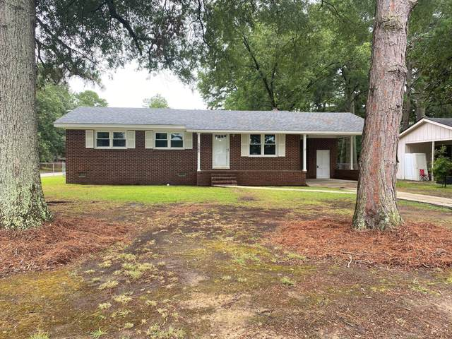 1545 Beverly Road, Rocky Mount, NC 27801 (MLS #100229951) :: Stancill Realty Group