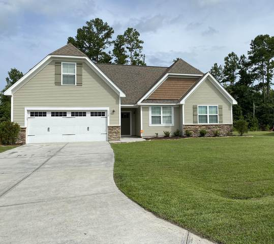 112 Courtney Drive, Jacksonville, NC 28540 (MLS #100229958) :: The Keith Beatty Team
