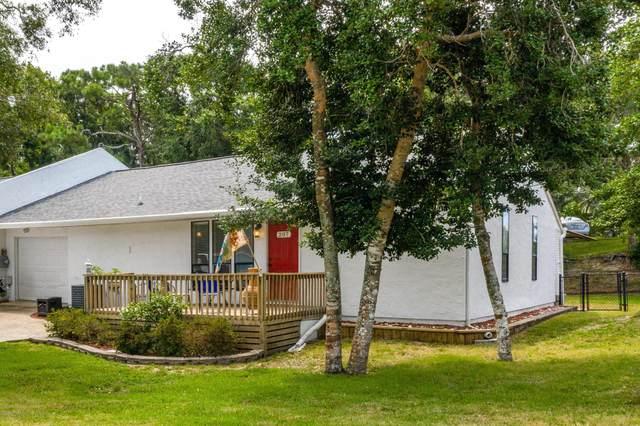 207 Hoop Pole Creek Drive, Atlantic Beach, NC 28512 (MLS #100229969) :: Barefoot-Chandler & Associates LLC