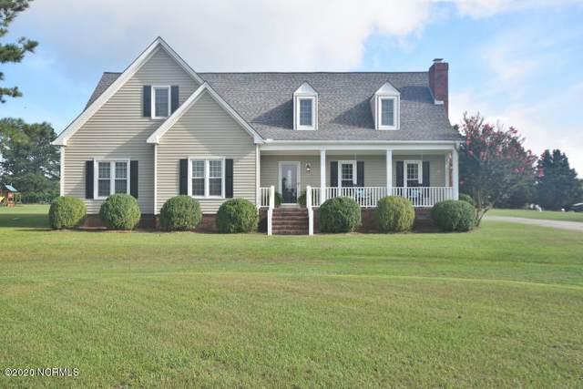4168 Red Oak Battleboro Road, Battleboro, NC 27809 (MLS #100229986) :: Stancill Realty Group