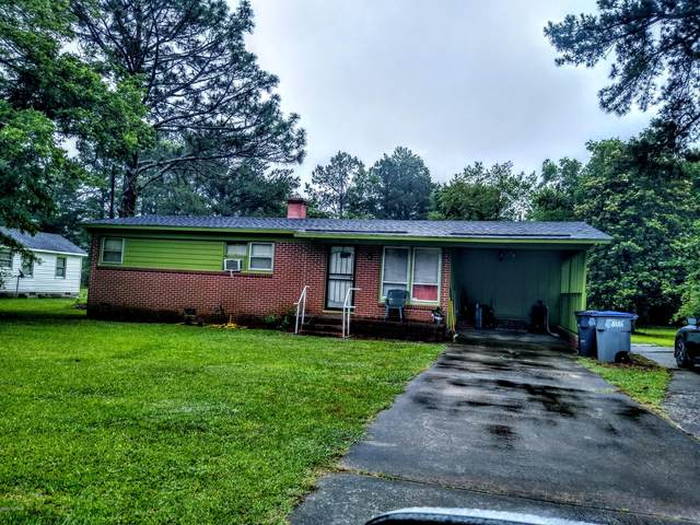 1925 Leggett Road, Rocky Mount, NC 27801 (MLS #100229994) :: The Keith Beatty Team