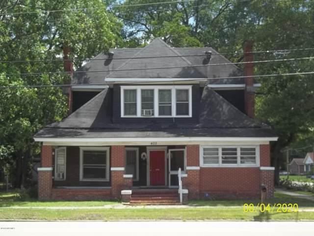 403 Atlantic Avenue, Rocky Mount, NC 27801 (MLS #100230000) :: Destination Realty Corp.