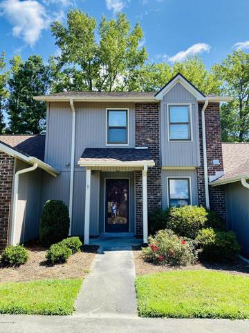 1873 Quail Ridge Road H, Greenville, NC 27858 (MLS #100230012) :: Carolina Elite Properties LHR