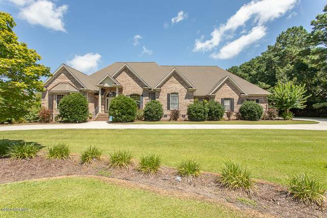 615 Wedgewood Drive, Whiteville, NC 28472 (MLS #100230014) :: Destination Realty Corp.