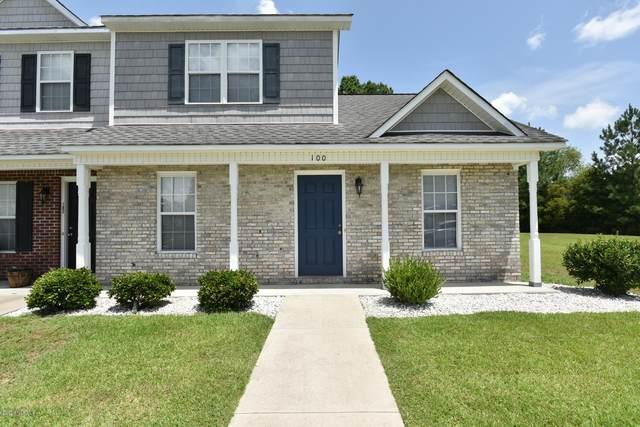100 Springwood Drive, Jacksonville, NC 28546 (MLS #100230026) :: The Cheek Team
