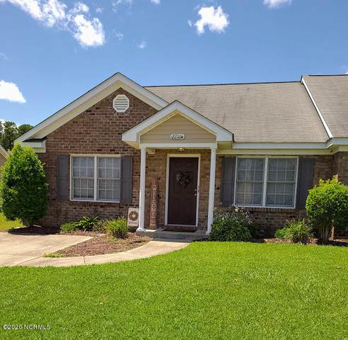 2216 Brookville Drive A, Greenville, NC 27834 (MLS #100230032) :: Vance Young and Associates