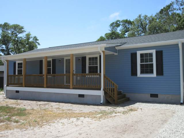 111 SW 13th Street, Oak Island, NC 28465 (MLS #100230072) :: The Chris Luther Team