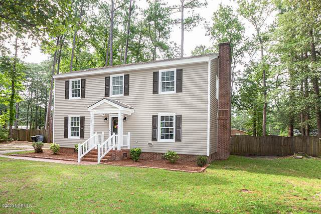 1225 Waterloo Drive, Rocky Mount, NC 27803 (MLS #100230086) :: Thirty 4 North Properties Group