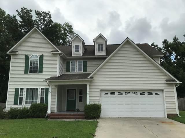 307 Rock Creek Drive S, Jacksonville, NC 28540 (MLS #100230105) :: Berkshire Hathaway HomeServices Hometown, REALTORS®