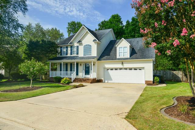 916 Dunbrook Drive, Winterville, NC 28590 (MLS #100230107) :: Stancill Realty Group