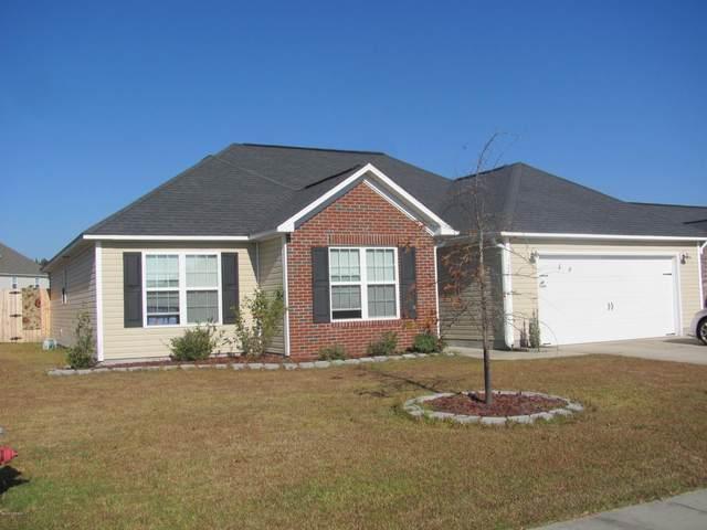 327 Kingston Road, Jacksonville, NC 28546 (MLS #100230135) :: Berkshire Hathaway HomeServices Hometown, REALTORS®