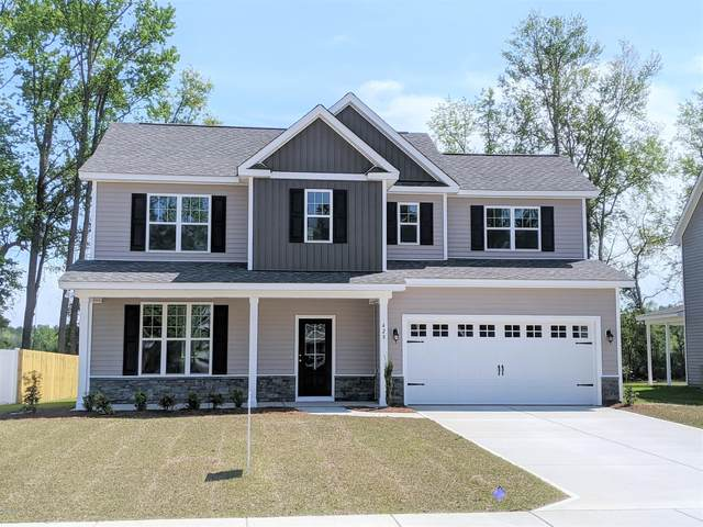428 Jasmine Way, Burgaw, NC 28425 (MLS #100230151) :: The Oceanaire Realty