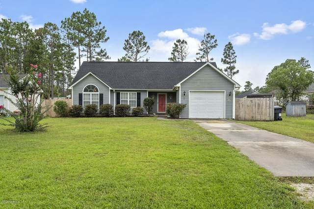 20 Shelby Road, Southport, NC 28461 (MLS #100230154) :: Stancill Realty Group
