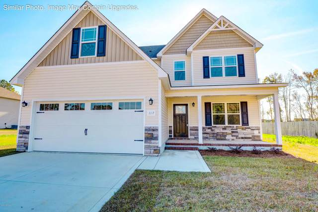 105 Woodwater Drive, Richlands, NC 28574 (MLS #100230163) :: RE/MAX Essential