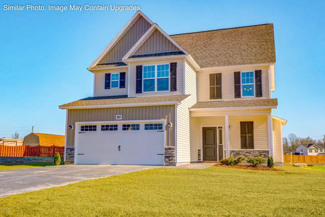 103 Woodwater Drive, Richlands, NC 28574 (MLS #100230167) :: RE/MAX Essential