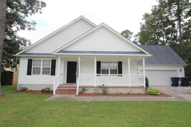 332 Farina Drive, Havelock, NC 28532 (MLS #100230172) :: Barefoot-Chandler & Associates LLC