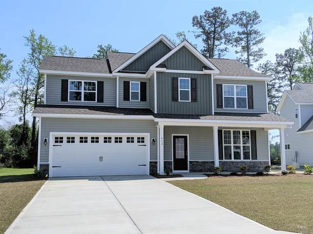 432 Jasmine Way, Burgaw, NC 28425 (MLS #100230174) :: Barefoot-Chandler & Associates LLC
