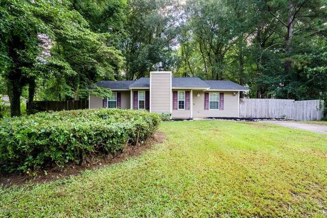 108 Autumn Drive, Jacksonville, NC 28540 (MLS #100230176) :: The Chris Luther Team