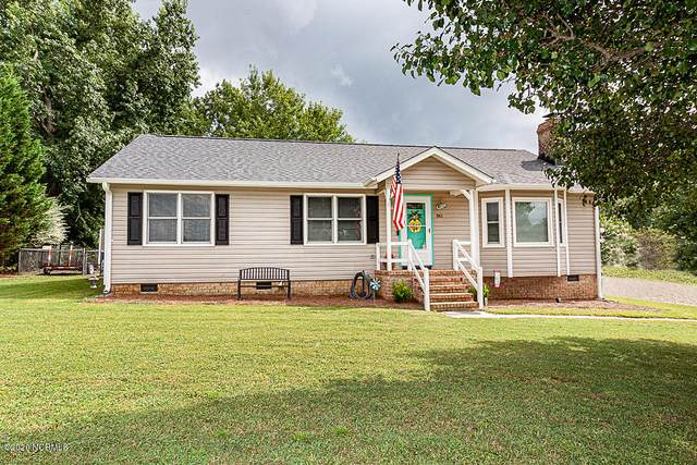 3901 Hunter Hill Road, Rocky Mount, NC 27804 (MLS #100230191) :: Barefoot-Chandler & Associates LLC