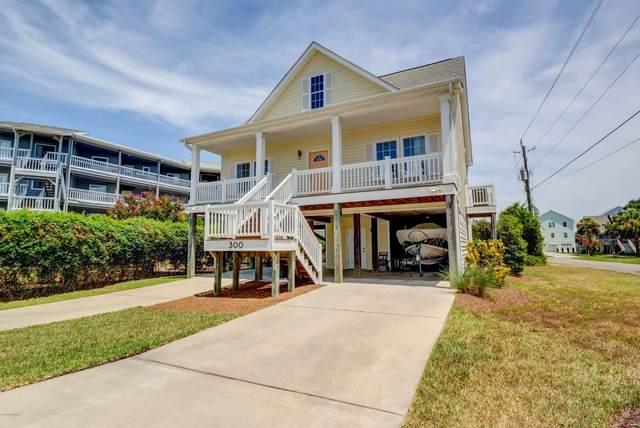 300 Georgia Avenue, Carolina Beach, NC 28428 (MLS #100230223) :: Stancill Realty Group