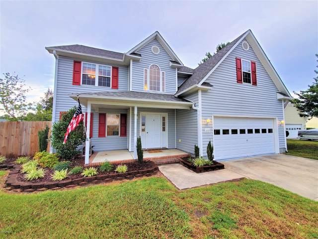 203 Candler Court, Richlands, NC 28574 (MLS #100230292) :: Courtney Carter Homes
