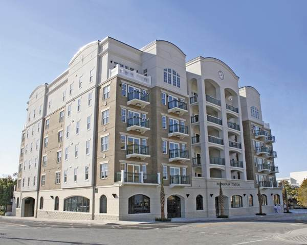 124 Walnut Street #403, Wilmington, NC 28401 (MLS #100230330) :: The Chris Luther Team