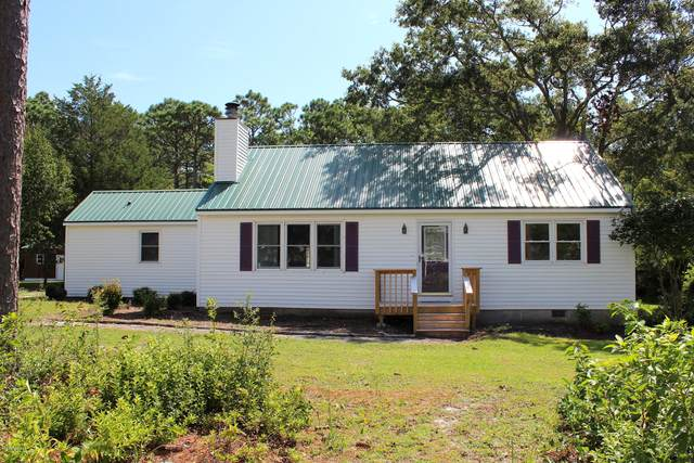 105 Bogue Sound Drive, Newport, NC 28570 (MLS #100230334) :: The Tingen Team- Berkshire Hathaway HomeServices Prime Properties