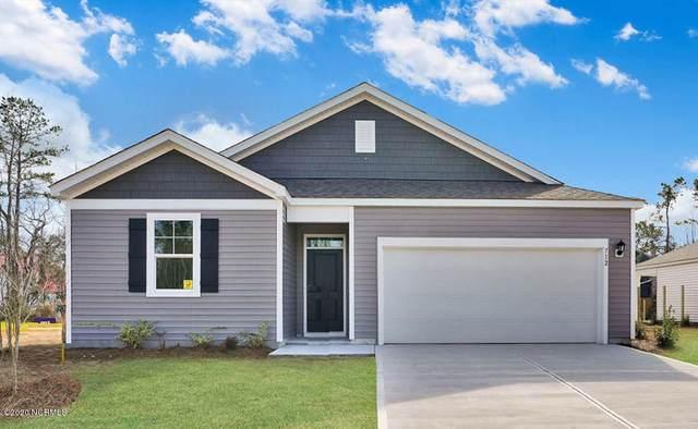 5319 Black Oak Court Lot 182, Winnabow, NC 28479 (MLS #100230343) :: Destination Realty Corp.