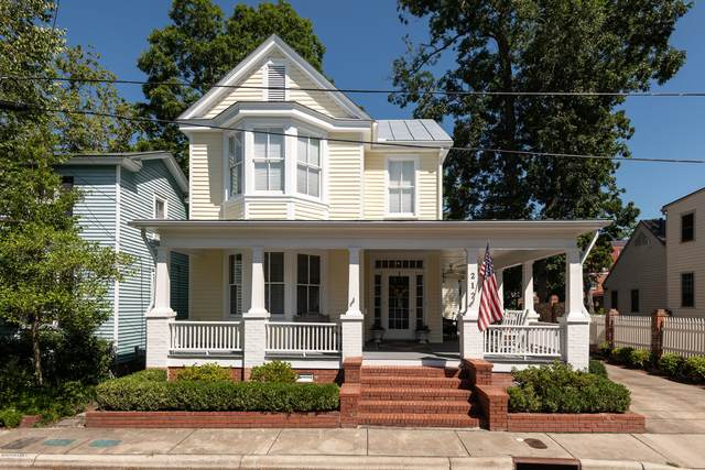 212 Change Street, New Bern, NC 28560 (MLS #100230345) :: Stancill Realty Group