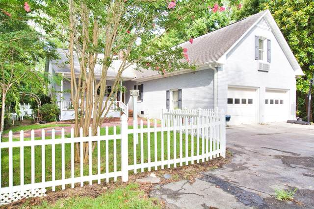 4428 Rivershore Drive, New Bern, NC 28560 (MLS #100230374) :: CENTURY 21 Sweyer & Associates