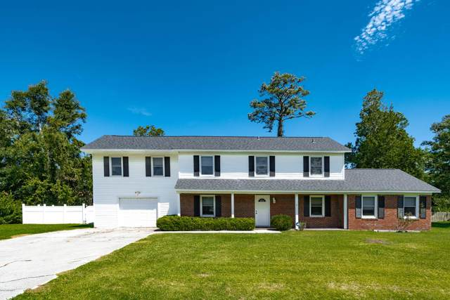 3604 Plantation Road, Morehead City, NC 28557 (MLS #100230376) :: The Keith Beatty Team