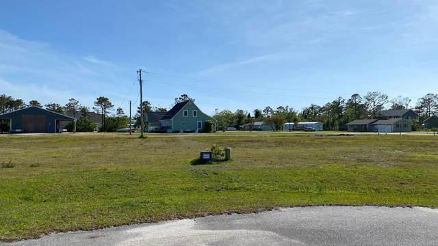 218 Bays End Court, Harkers Island, NC 28531 (MLS #100230384) :: David Cummings Real Estate Team