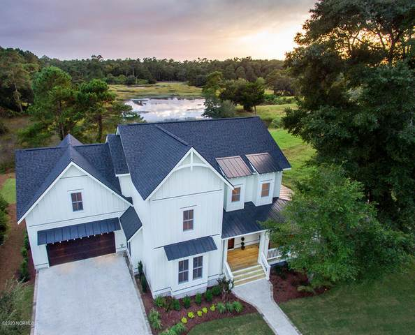 9251 Devaun Pointe Circle, Calabash, NC 28467 (MLS #100230387) :: David Cummings Real Estate Team