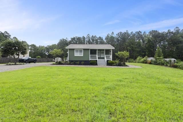 105 Ashley King Road, Holly Ridge, NC 28445 (MLS #100230410) :: RE/MAX Elite Realty Group