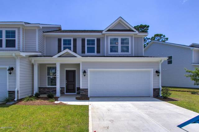 4409 Finch Lane, Wilmington, NC 28409 (MLS #100230427) :: The Chris Luther Team